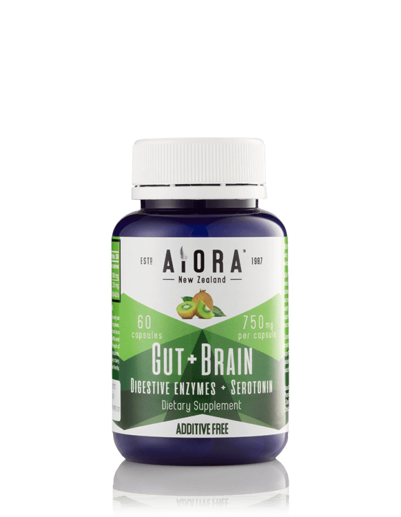Gut + Brain Bottle (Front)